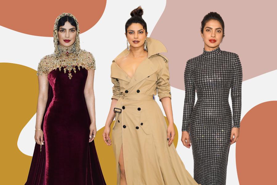 Priyanka Chopra Jonas best fashion looks ever