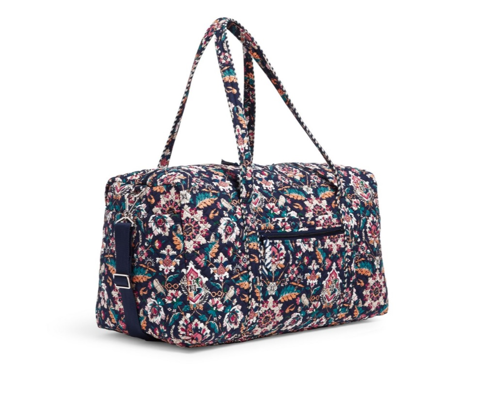 vera bradley harry potter travel bag print