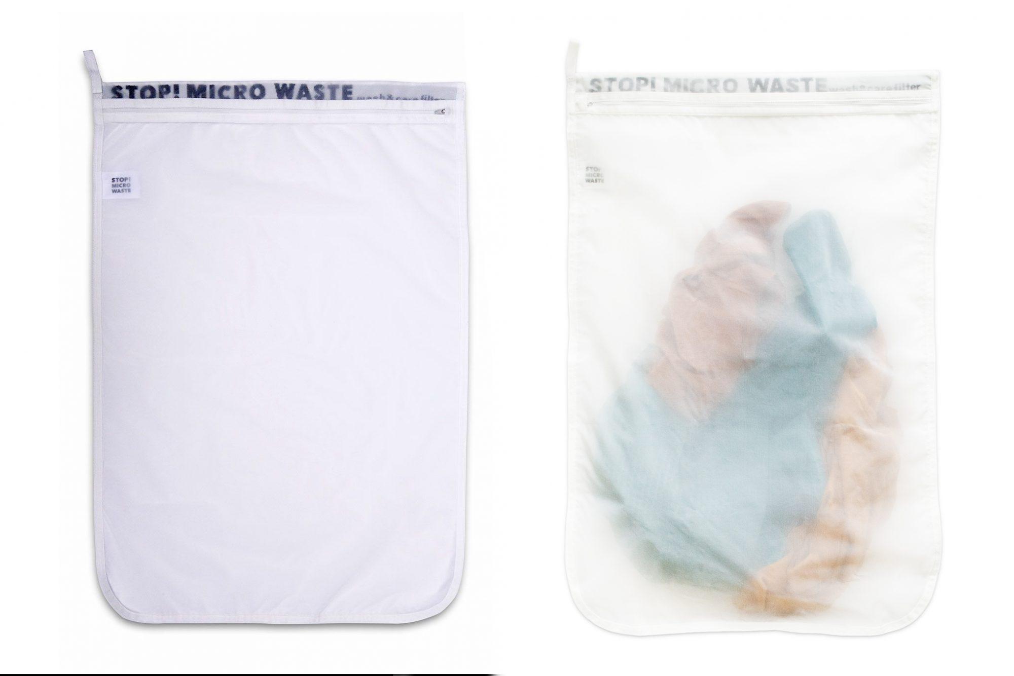 microplastics guppyfriend washing bag