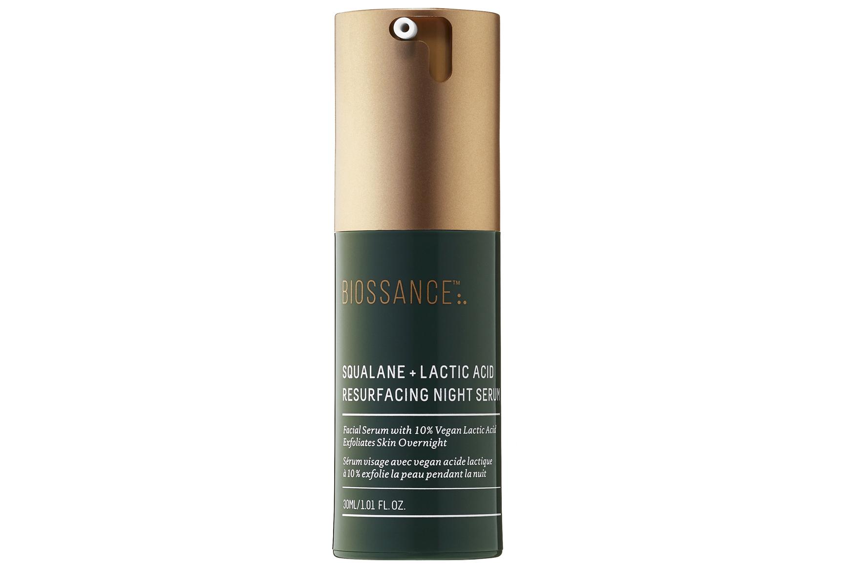 summer acne skincare routine biossance
