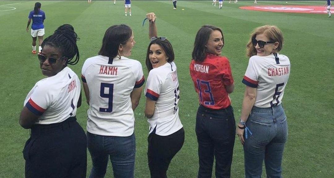 national women's soccer team