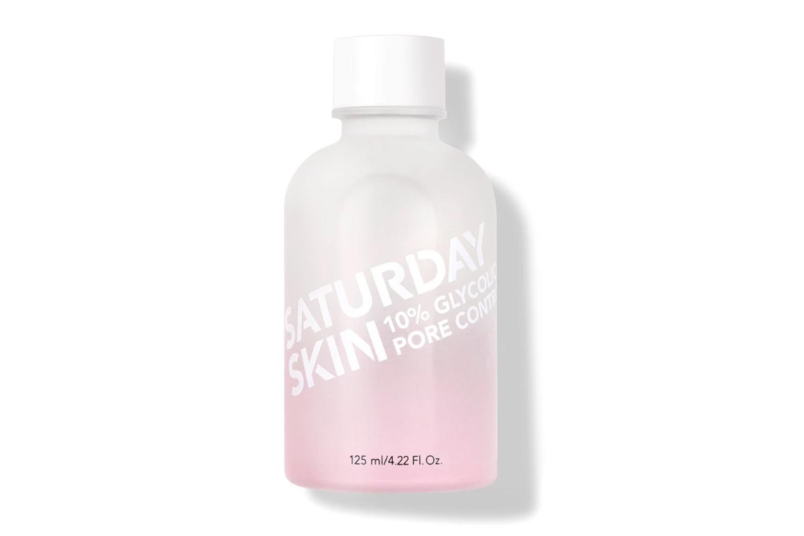 saturday skin summer acne skincare routine