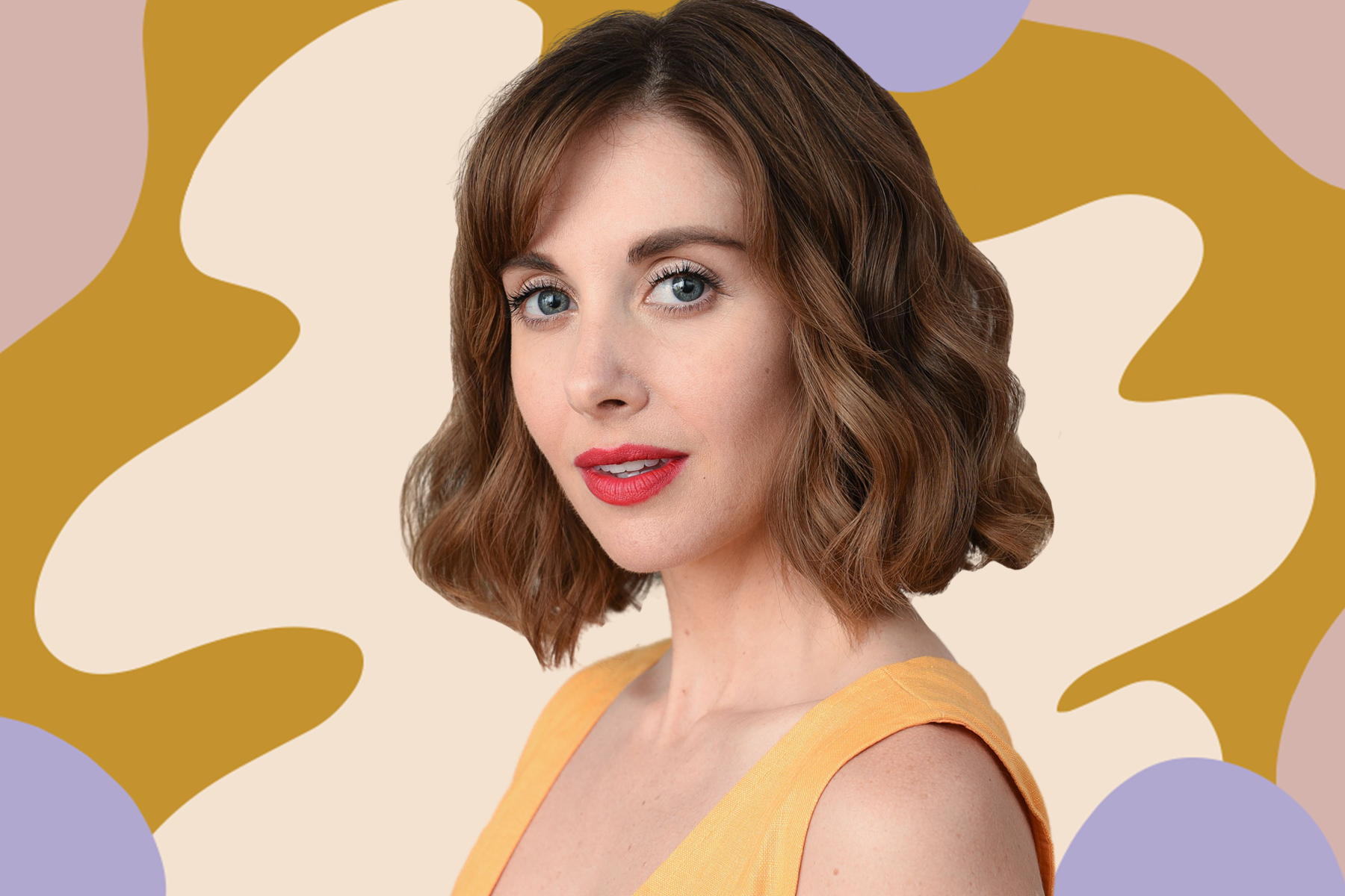 alison brie, the rental