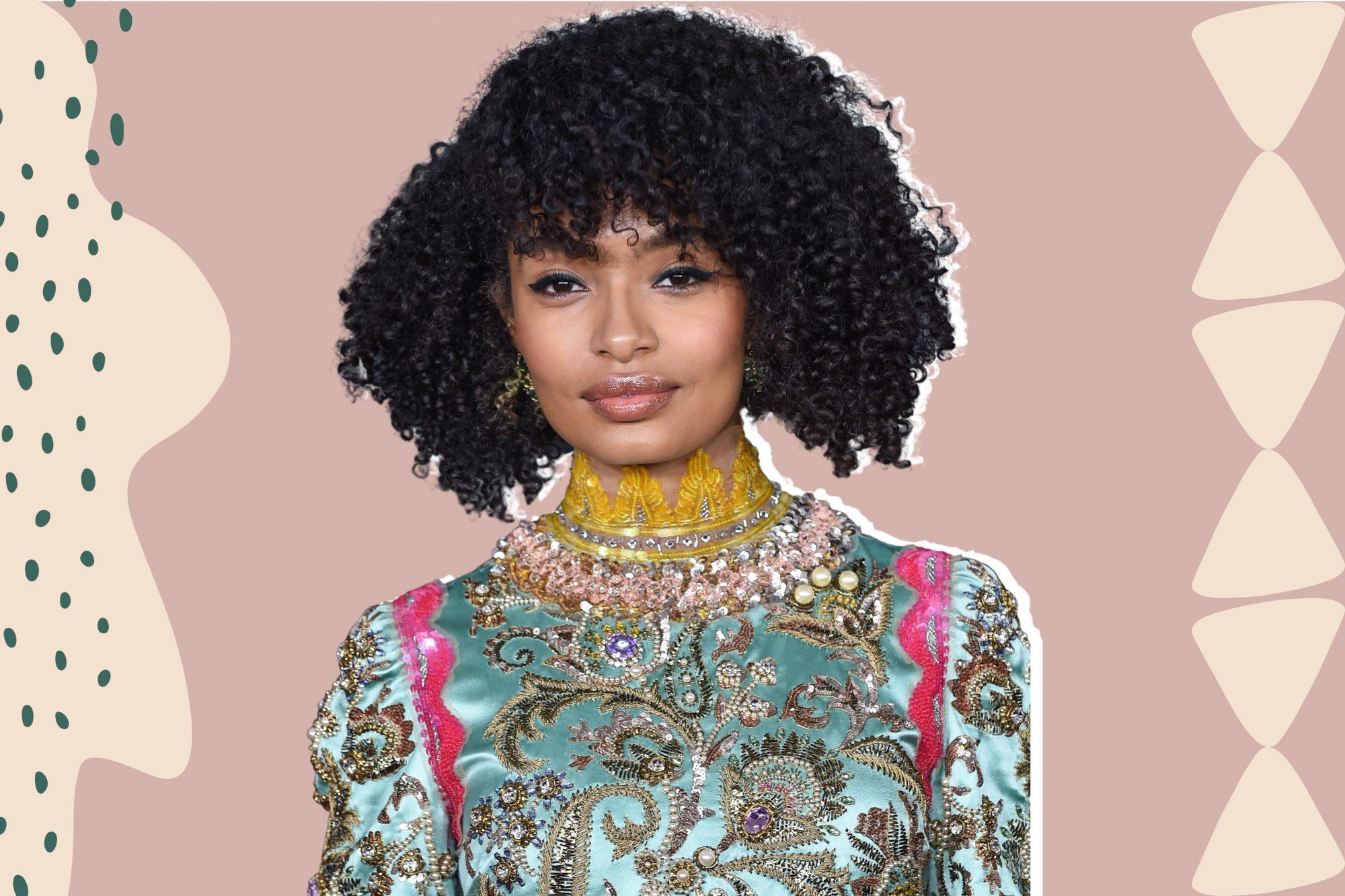 yara shahidi hairstylist christine brown tips