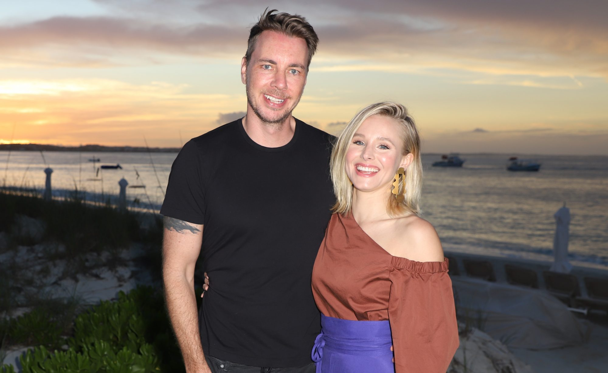 kristen bell and dax shepard daughters