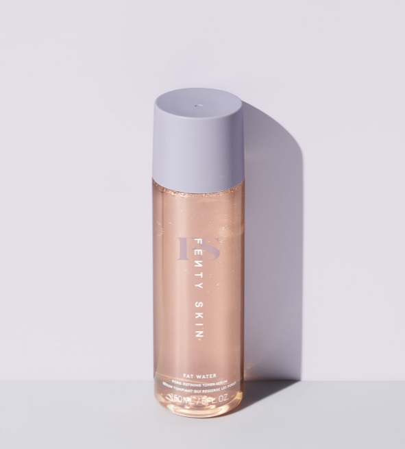fenty skin toner and serum