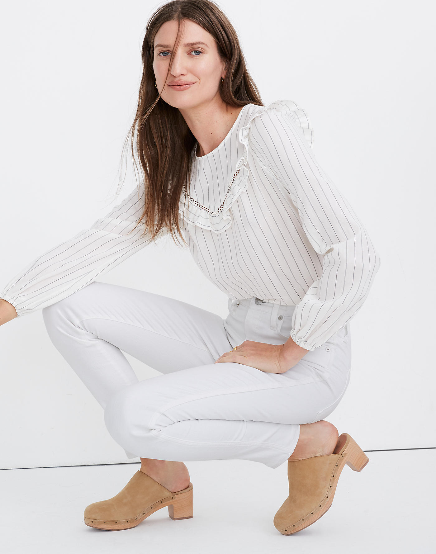 madewell white jeans labor day white jeans