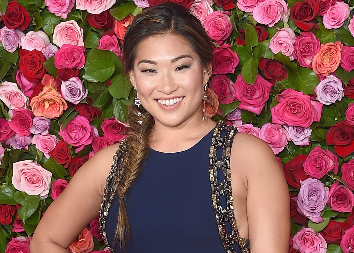 glee jenna ushkowitz engaged