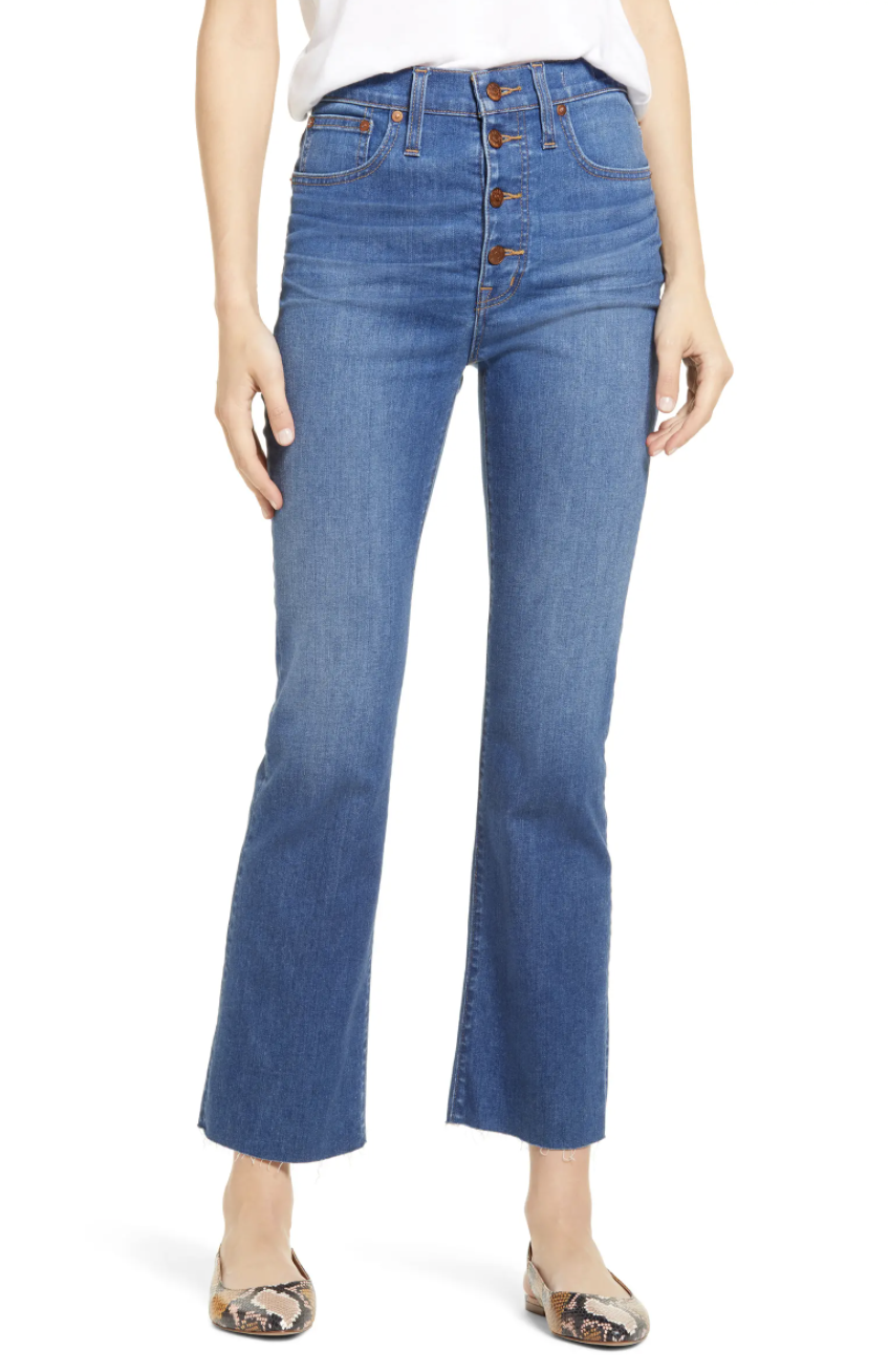 madewell jeans, nordstrom anniversary sale