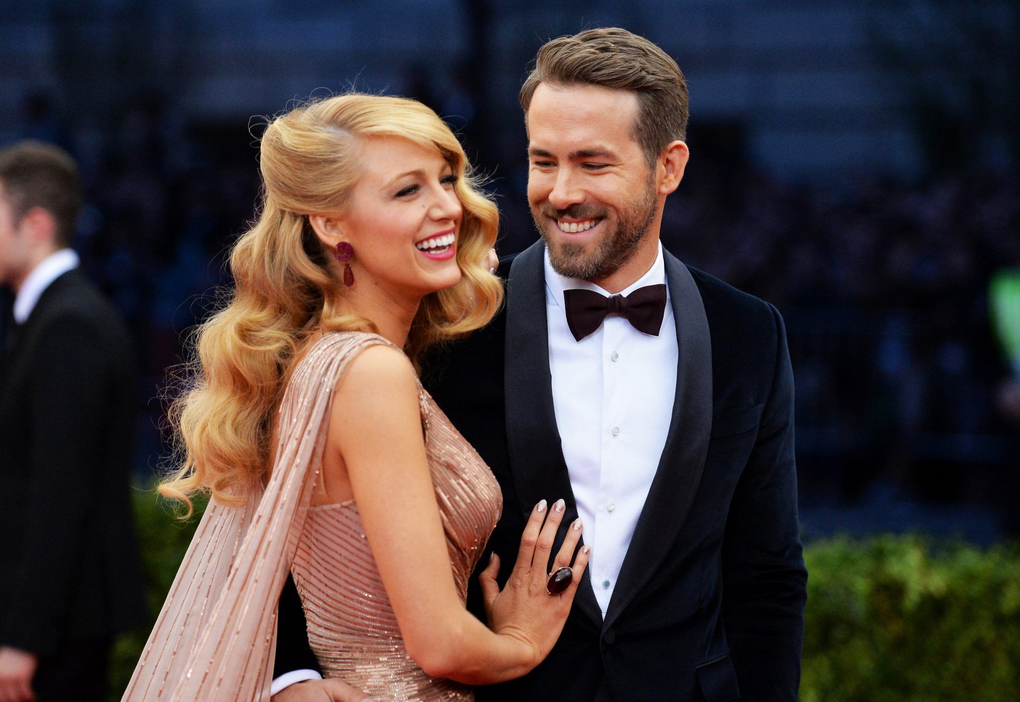 ryan reynolds and blake lively plantation wedding
