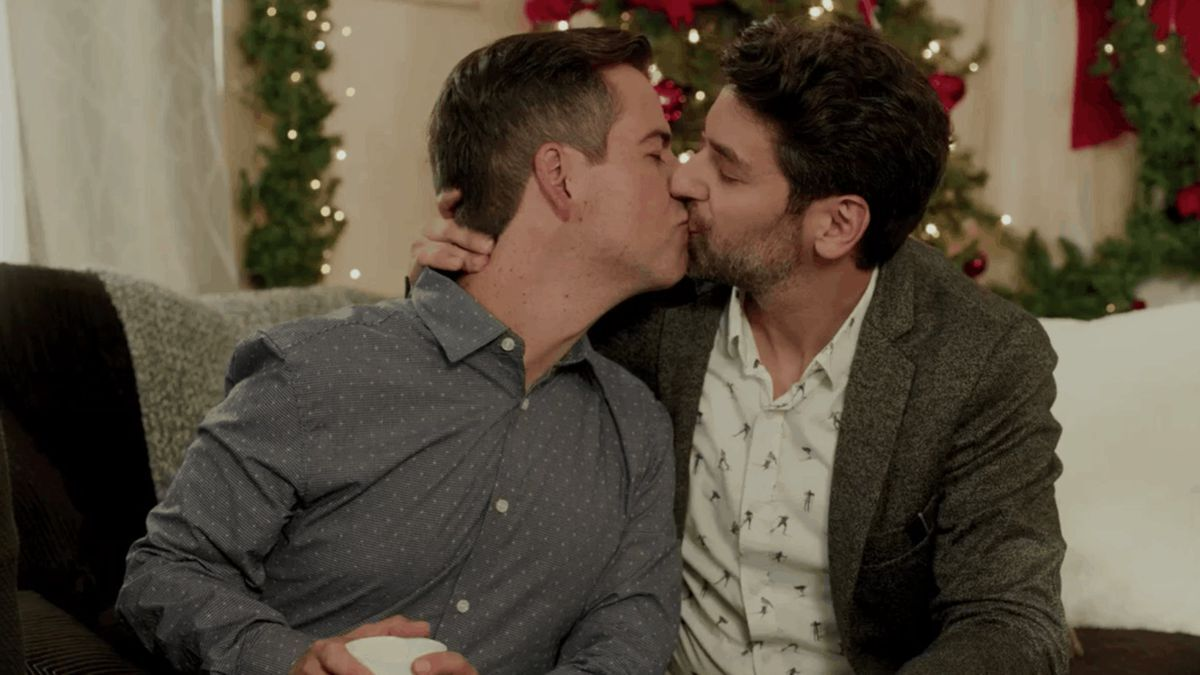lifetime christmas movies, lifetime gay storyline 2020