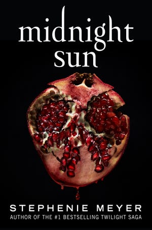 twilight book midnight sun by stephenie meyer