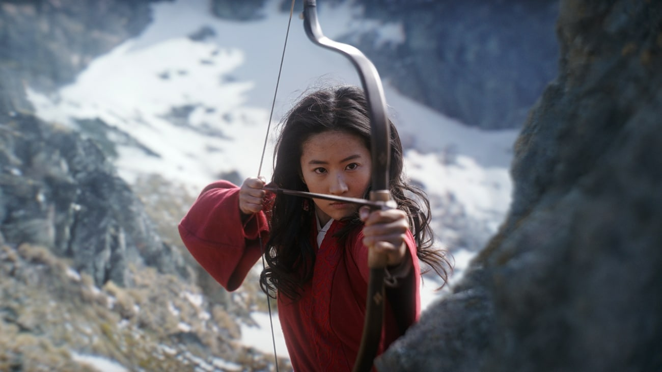 live-action mulan movie on disney plus