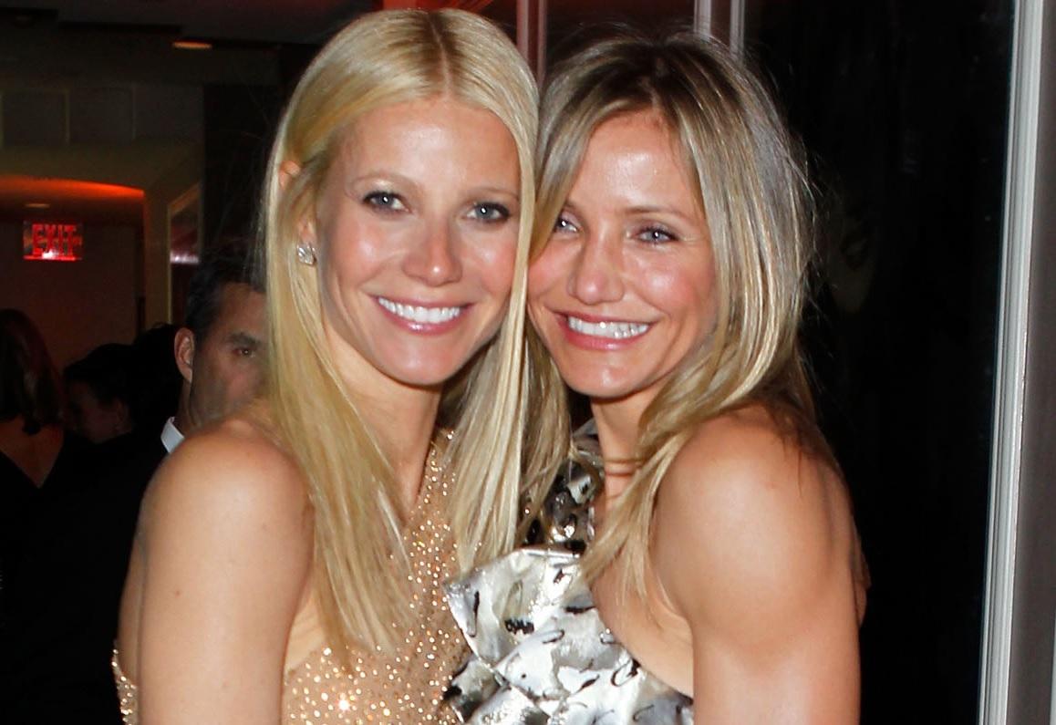 cameron diaz and gwyneth paltrow