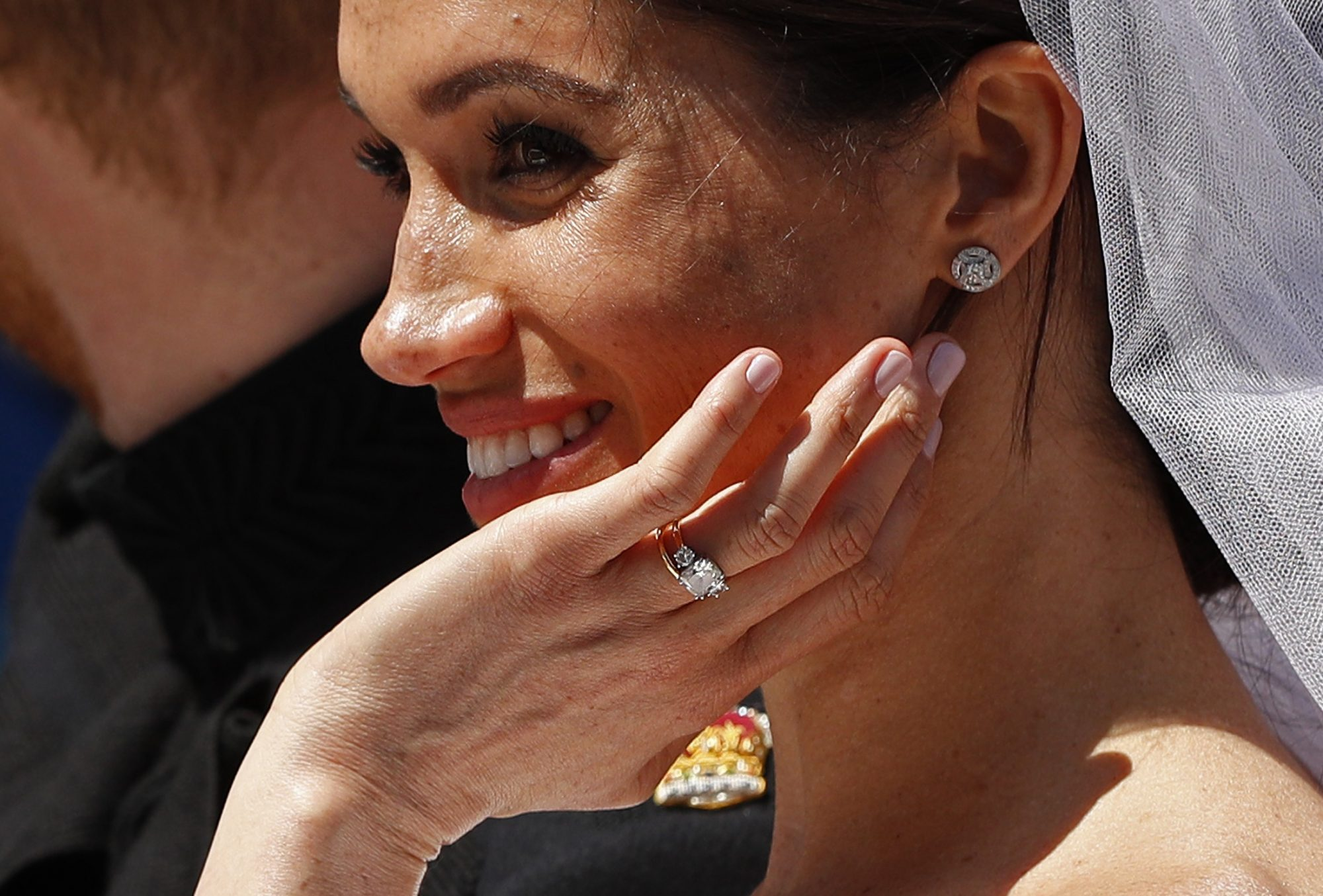 meghan markle wedding nail polish shade