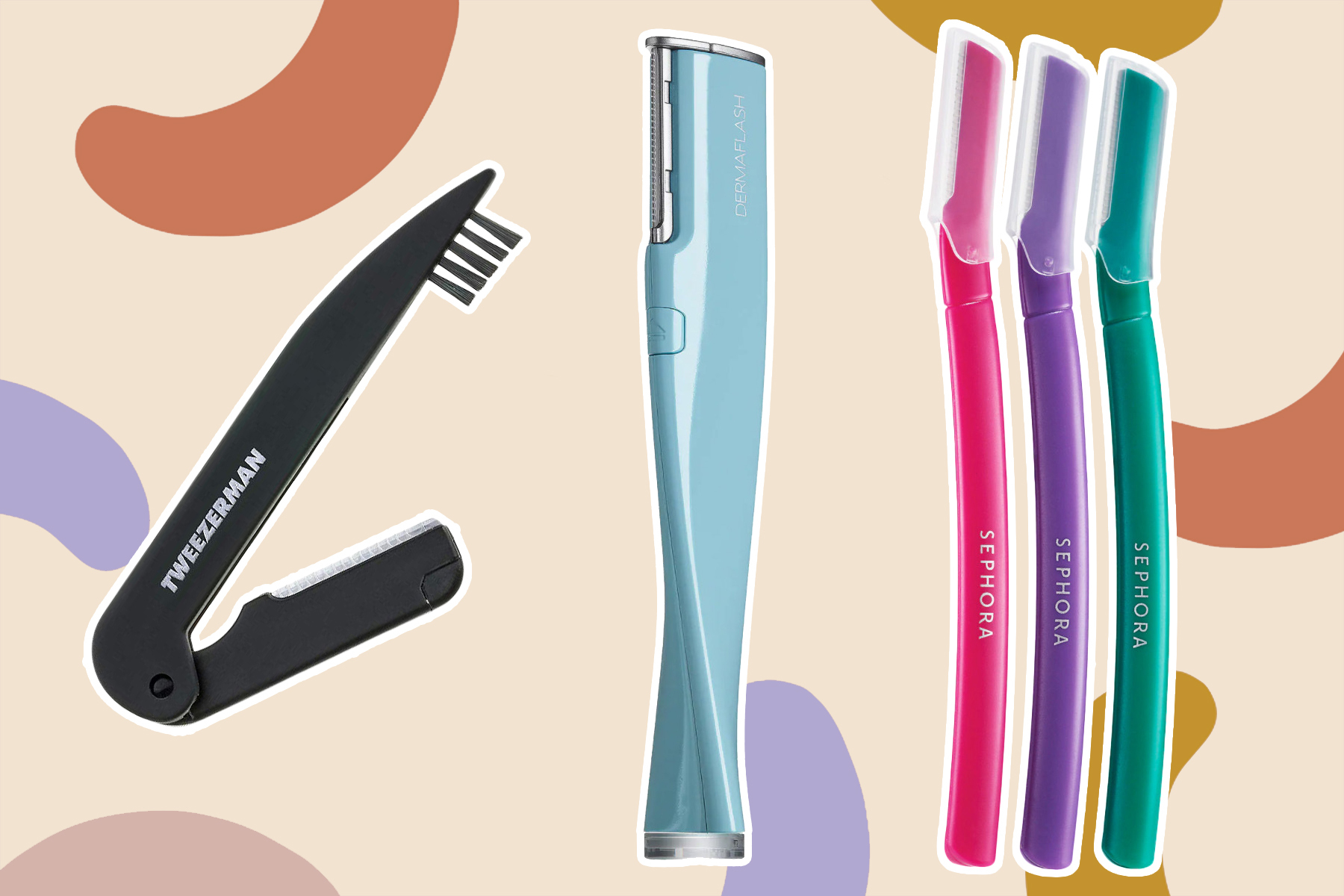 best eyebrow razors