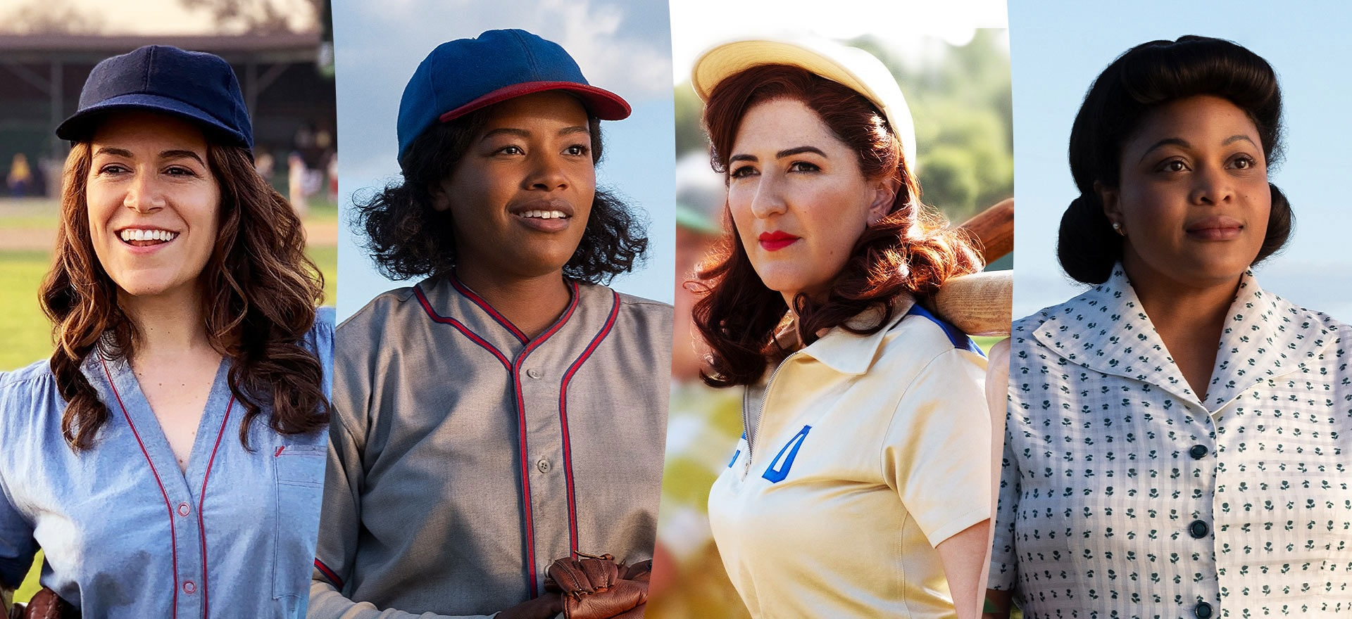 a league of their own amazon tv series