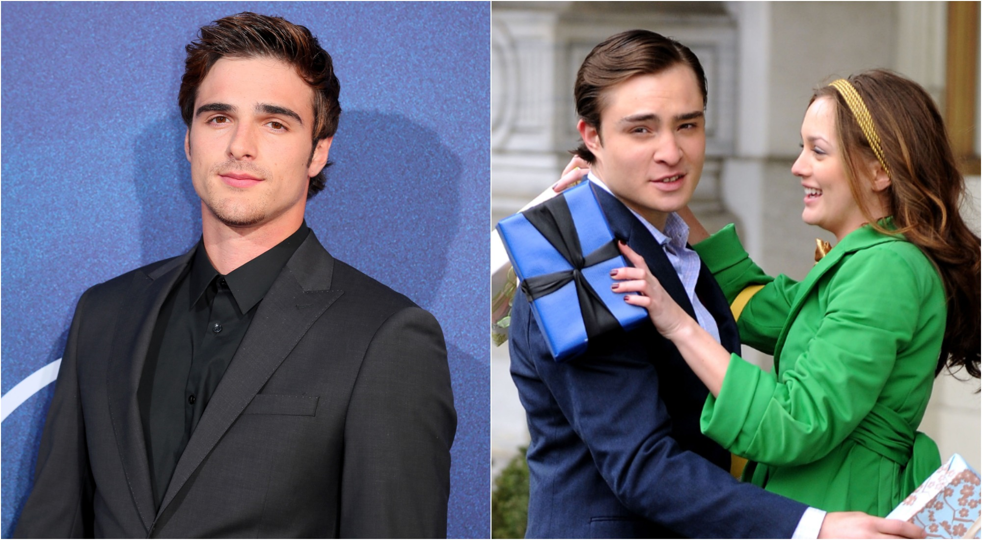 jacob elordi gossip girl chuck bass