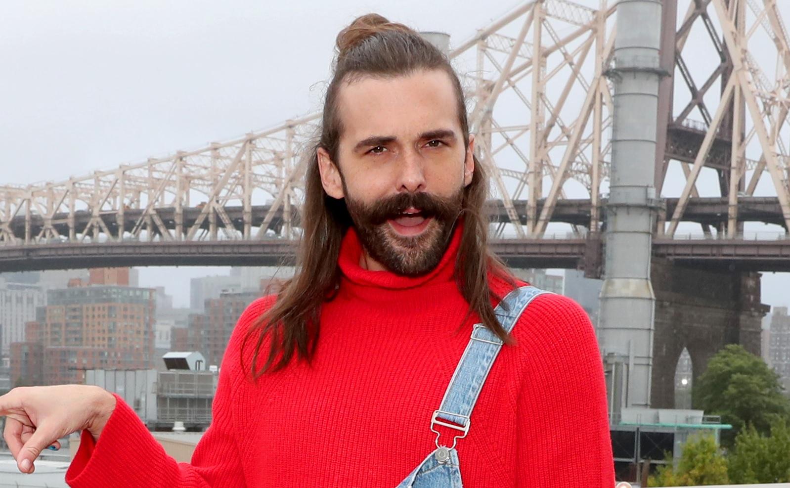 queer eye jonathan van ness bob haircut