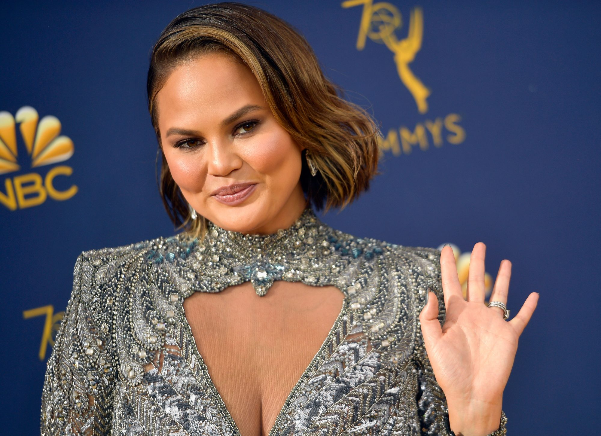 chrissy teigen daughter luna shamed
