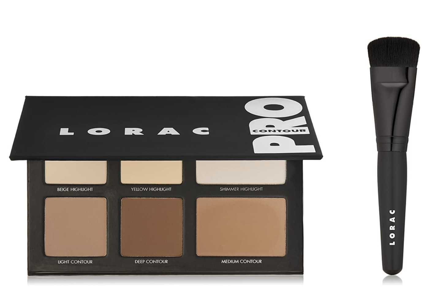 lorac contour palette, how to contour face