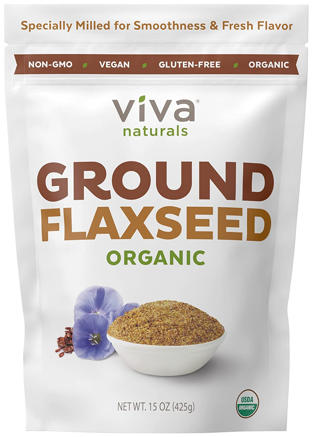 flax seeds, seed cycling