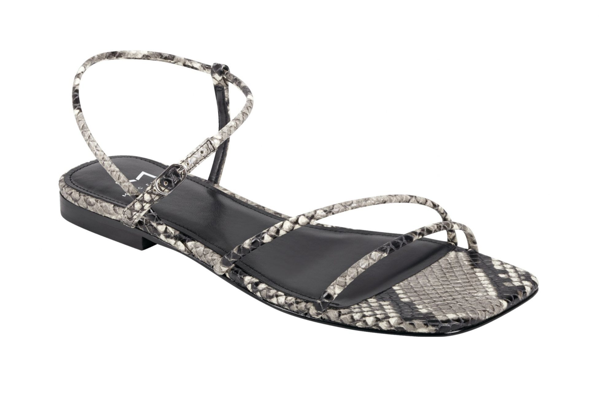 square-toed sandals heels shoe trend 2020