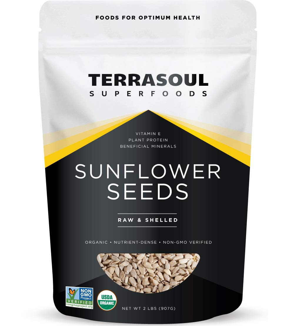 sunflower seeds, seeds cycling