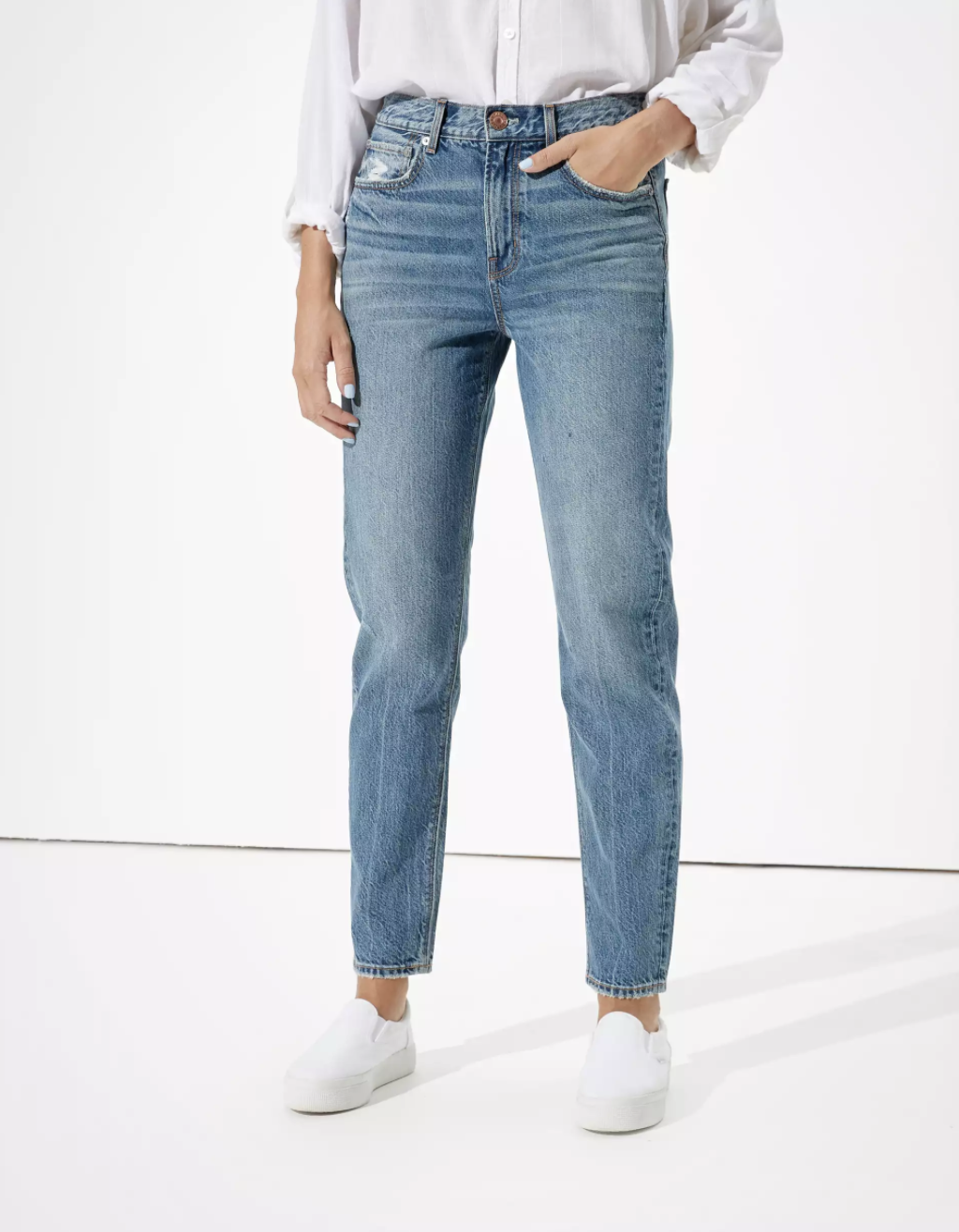 american eagle boyfriend jeans, best jeans for each zodiac sign
