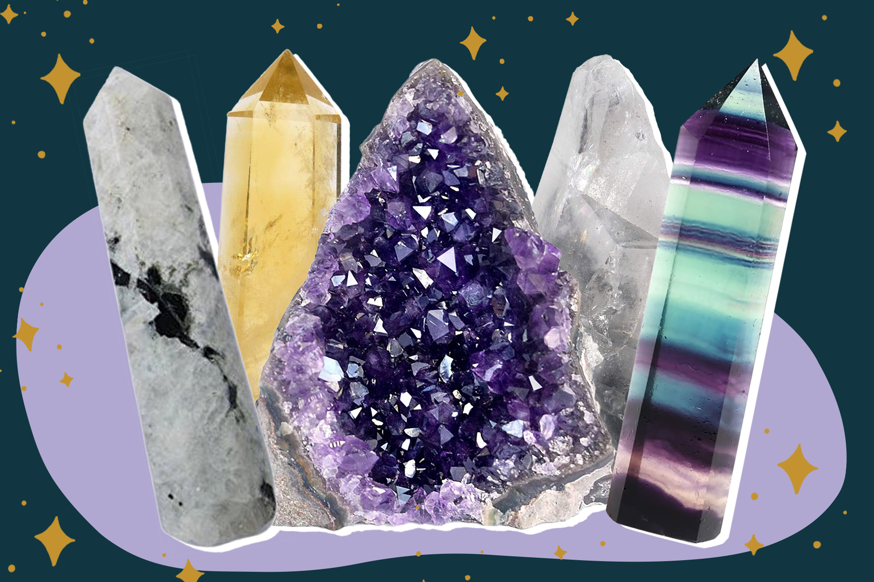 crystals based on your zodiac sign