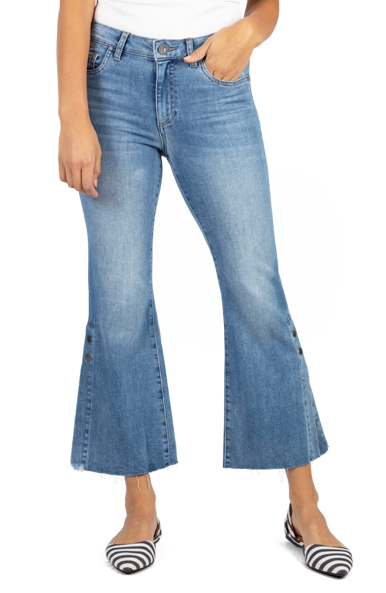 nordstrom flare jeans, best jeans for each zodiac sign