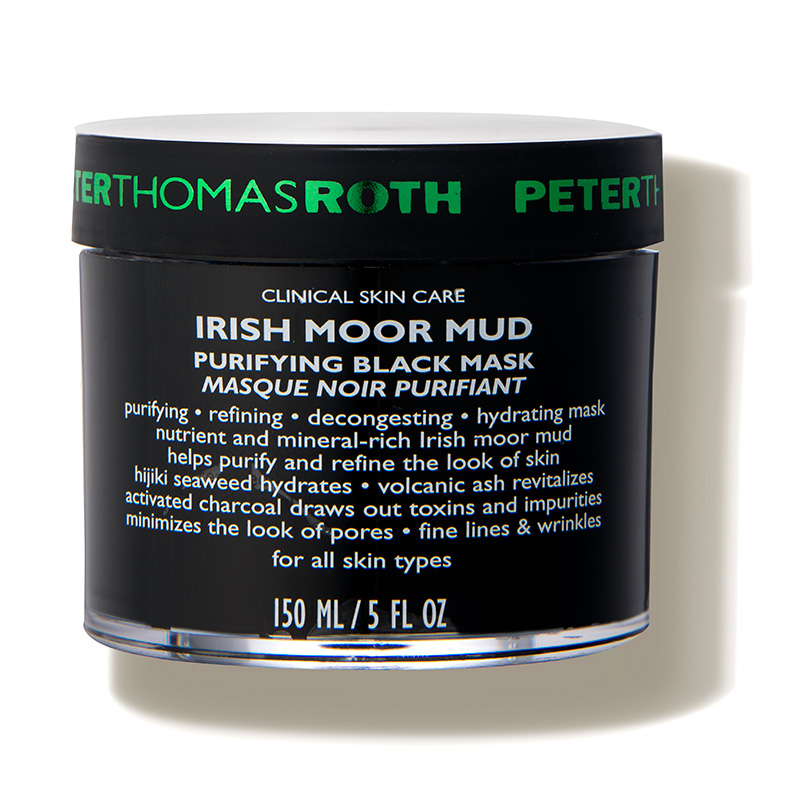 how to shrink pores, mud mask