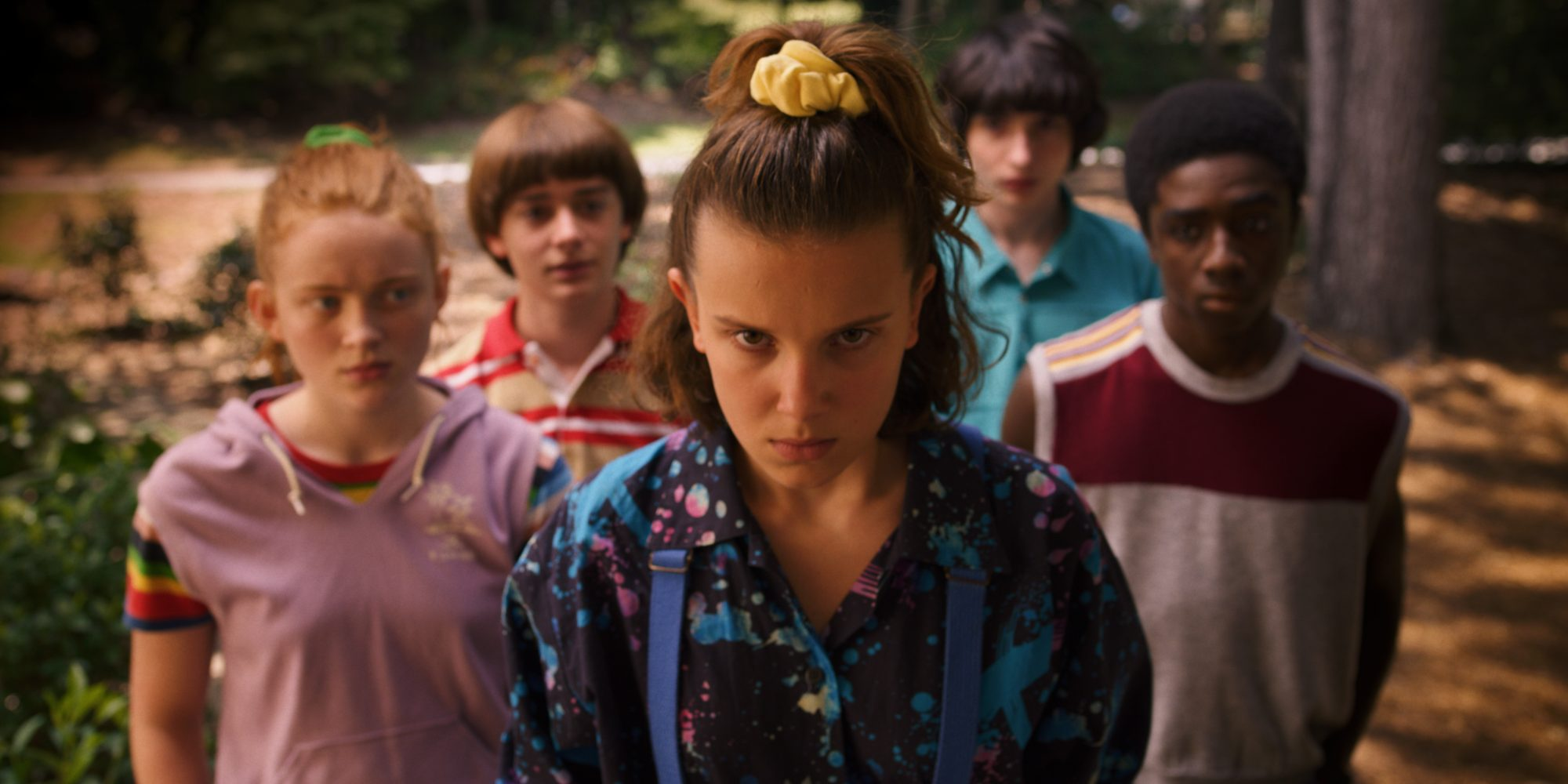 stranger things season 4 netflix interview
