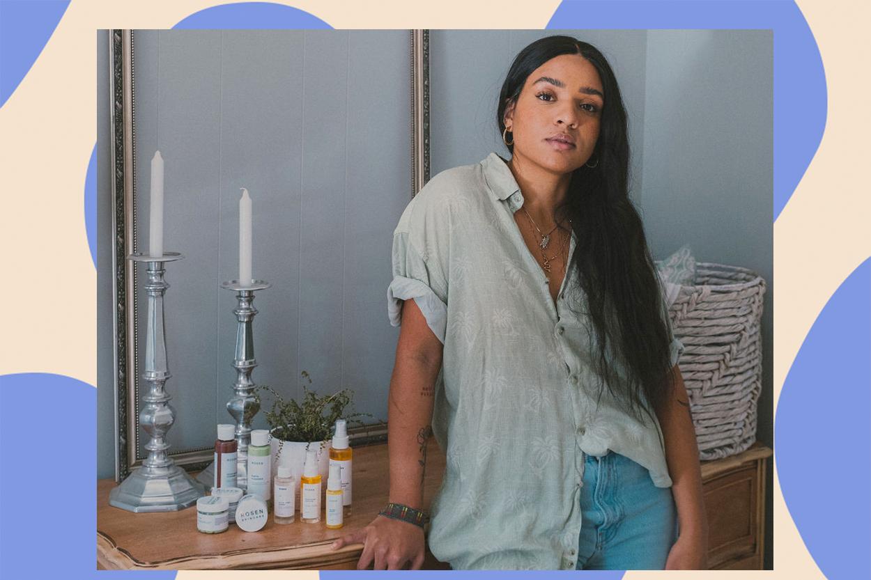Rosen skincare Jamika Martin