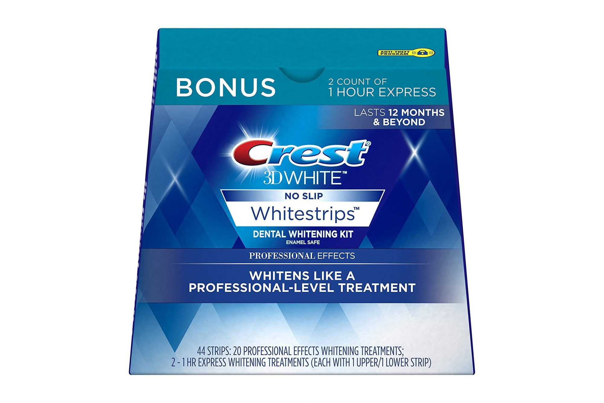 teeth whitening products crest strips