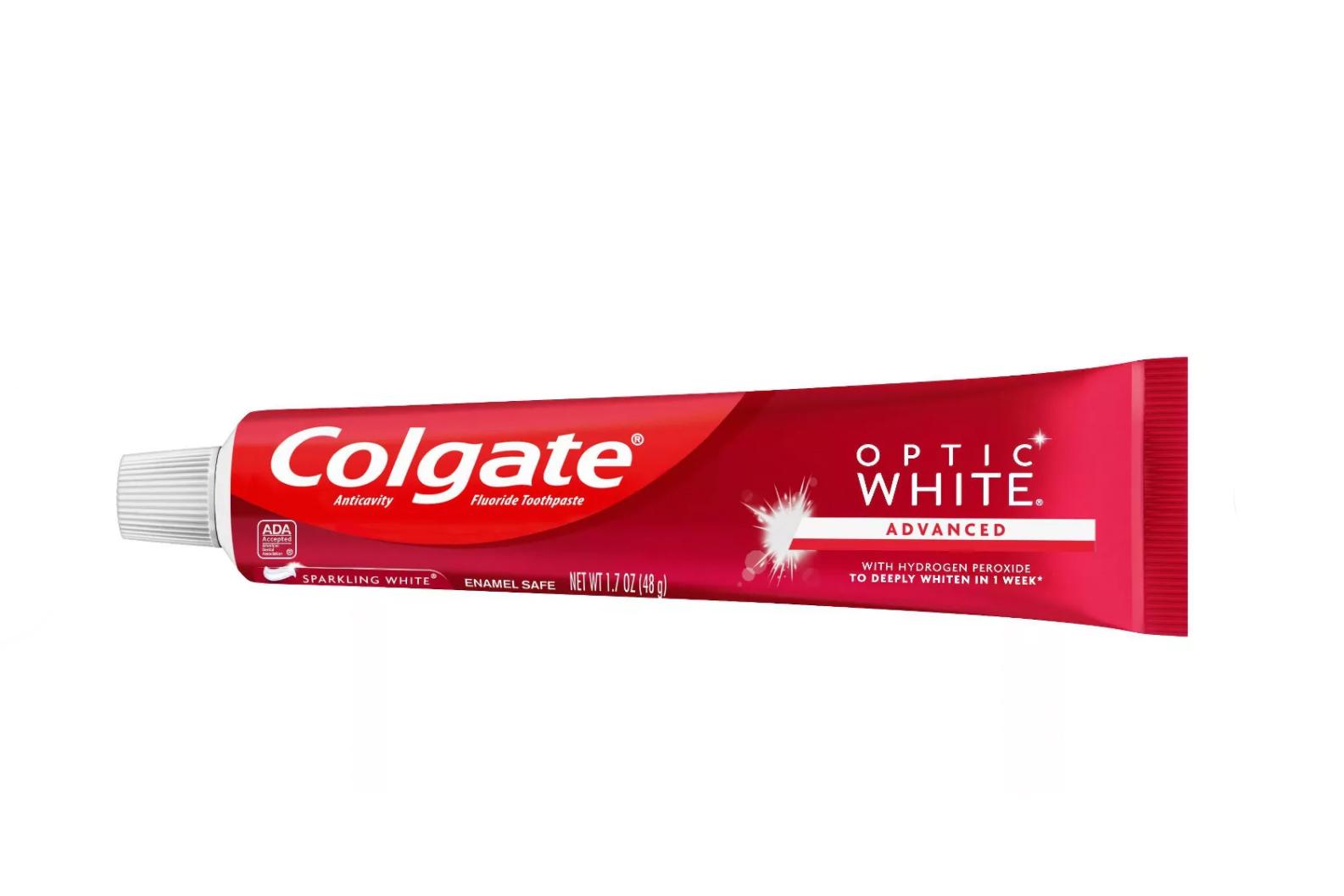 best teeth whitening toothpaste colgate