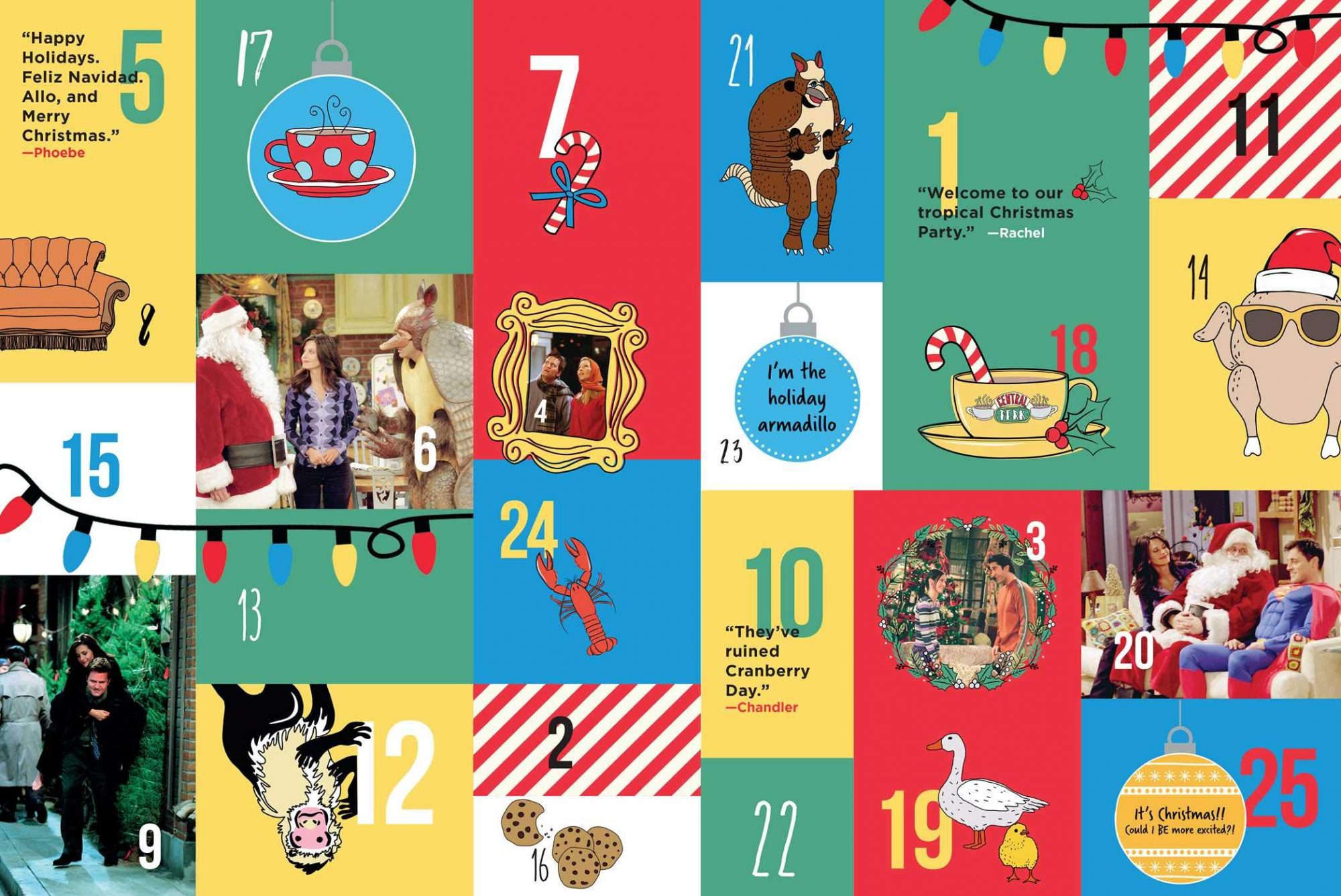 Friends Advent Calendar