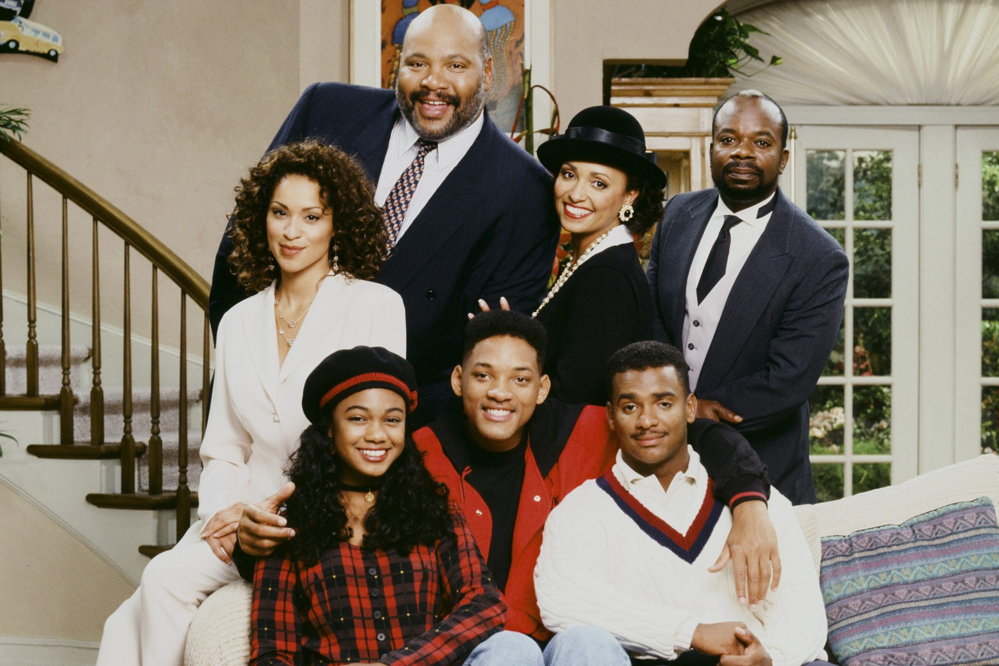 fresh prince of bel air cast reunion