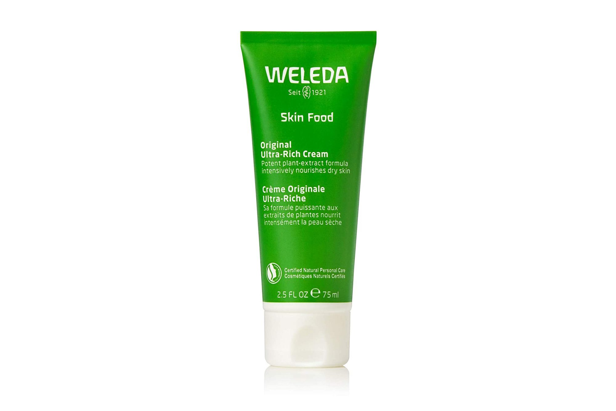 weleda skin food review