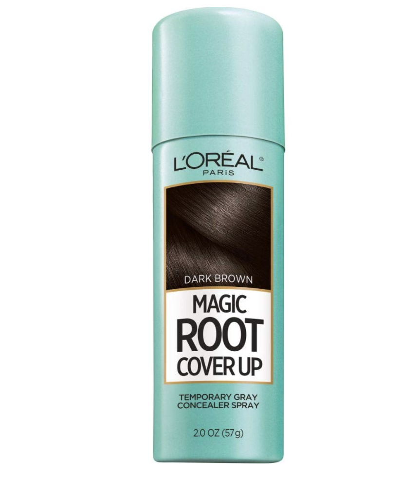 loreal root touch up gray hair concealer
