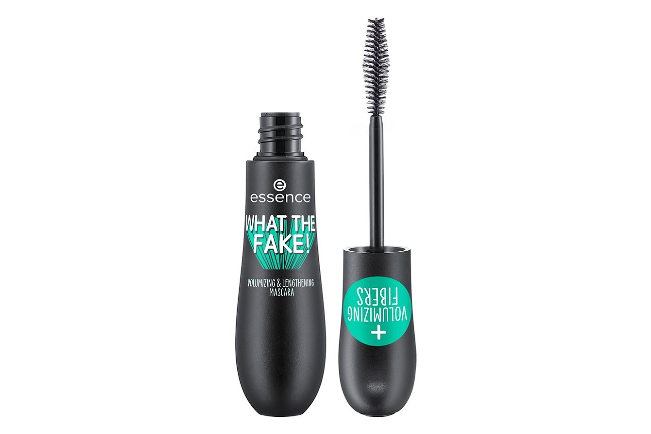 essence what the fake mascara review