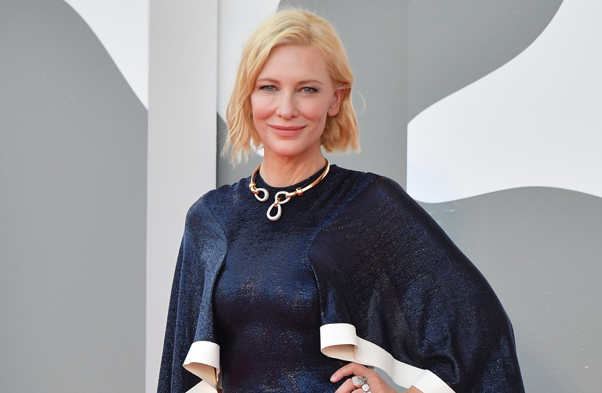 cate blanchett red carpet fashion venice film festival