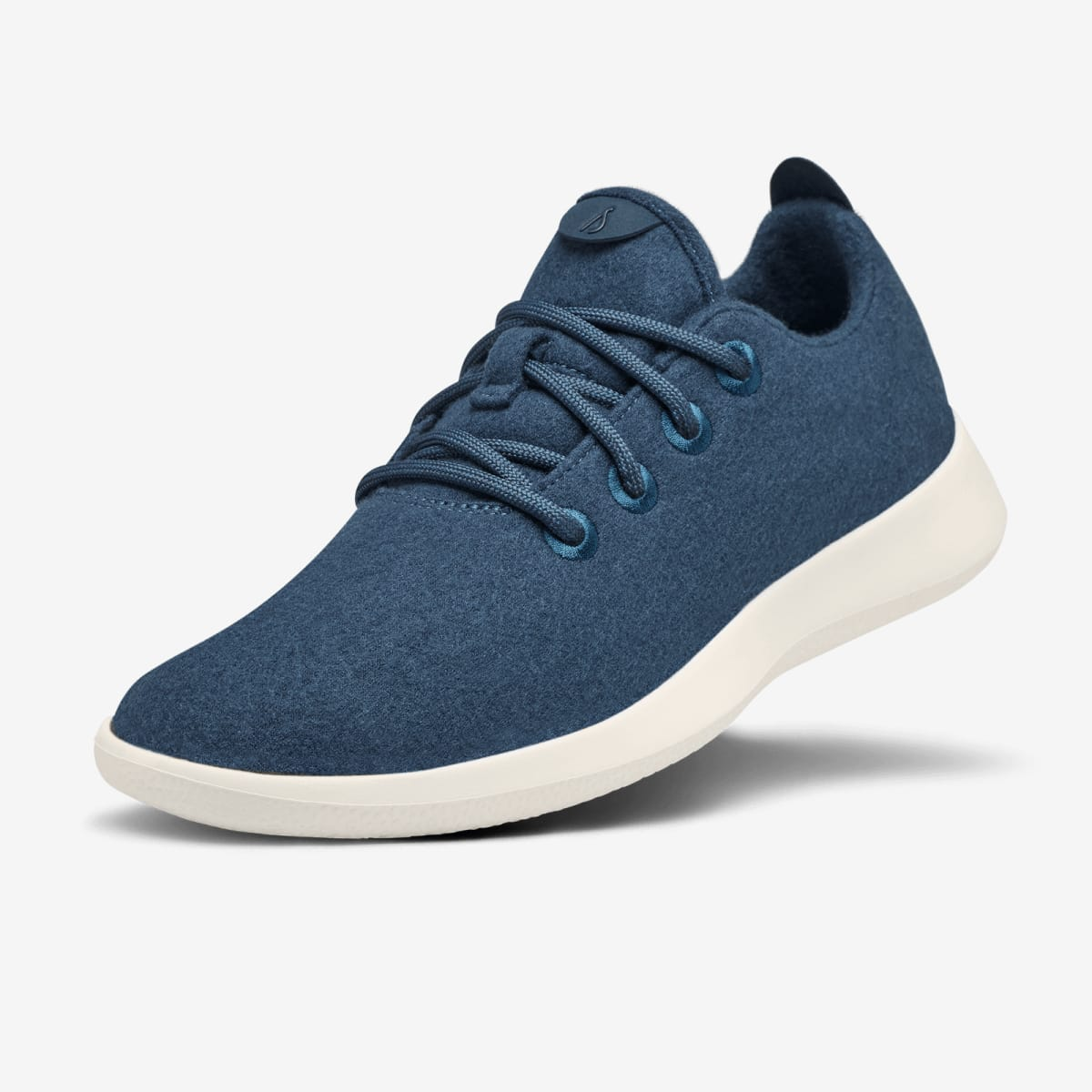allbirds wool runners blue