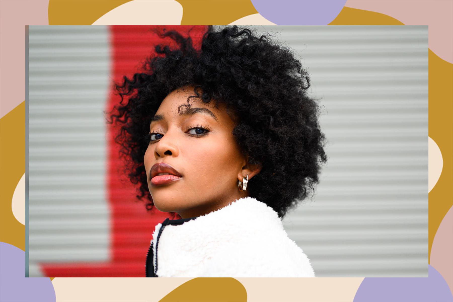 natural hair products fall