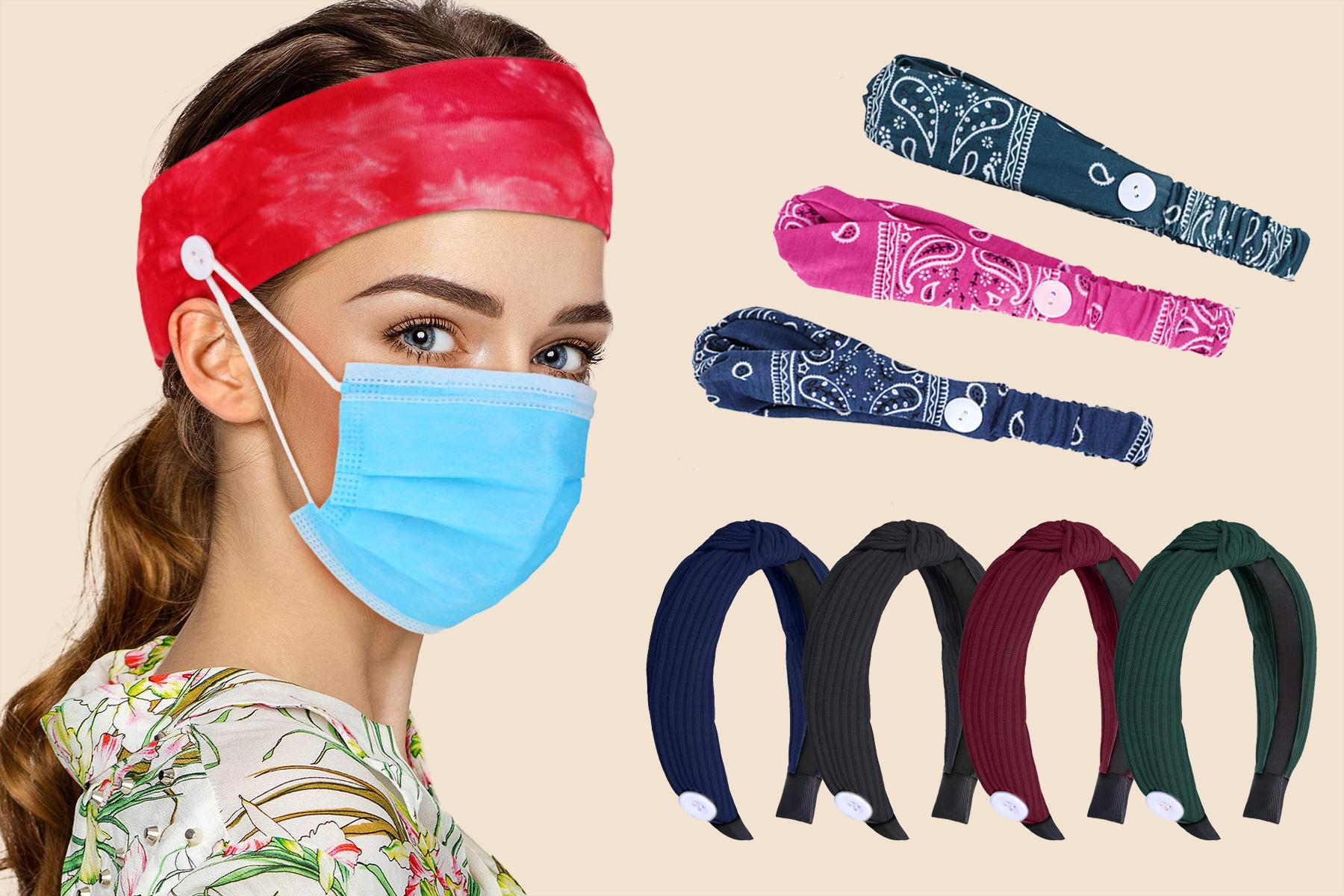 headbands for face masks