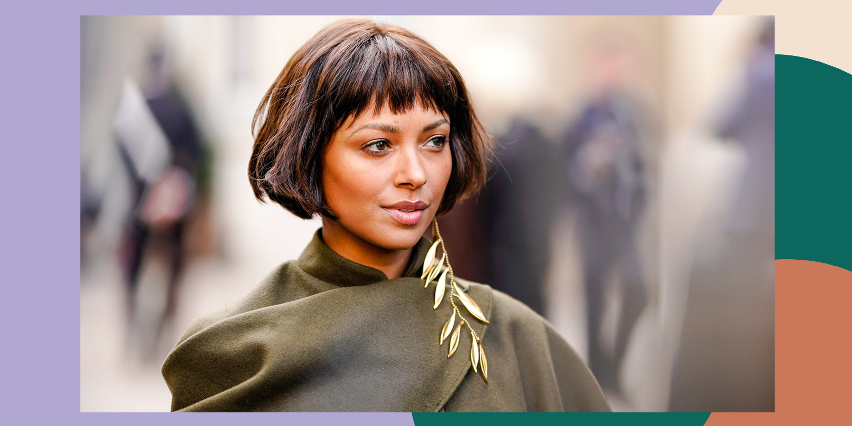 Here's how to get baby bangs without looking like a doll haircut fail