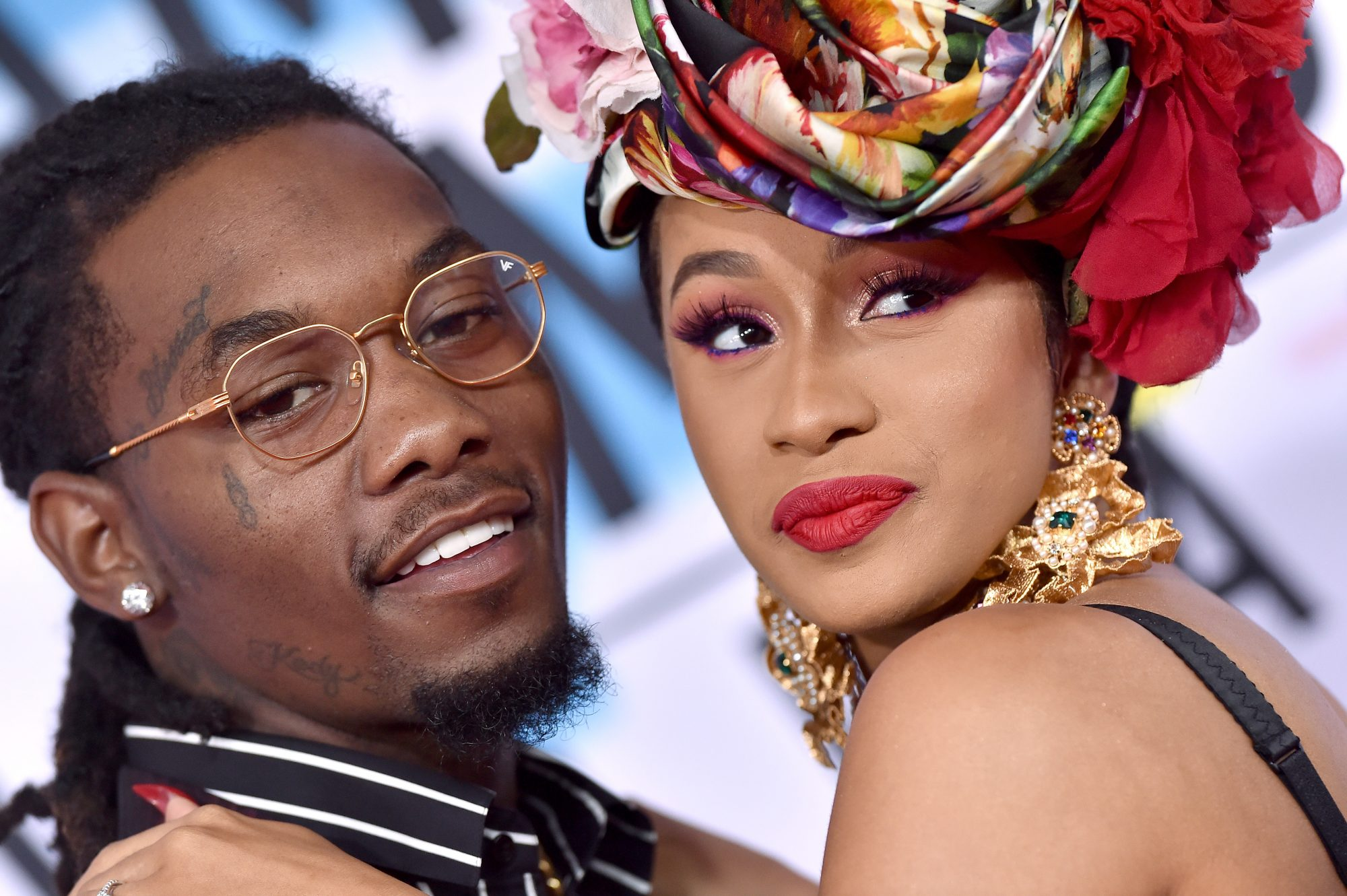 offset and cardi b divorce