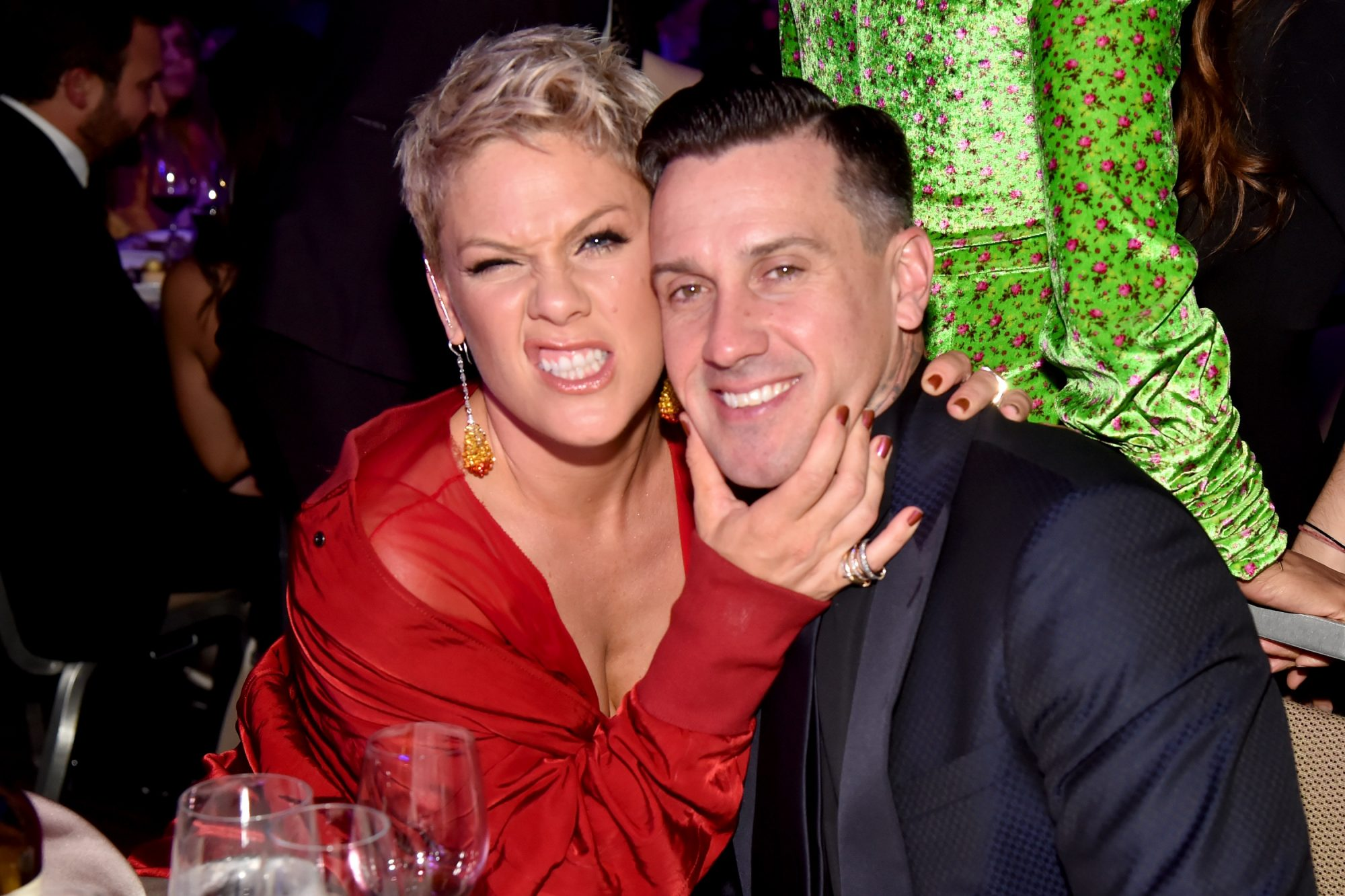 pink and carey hart anniversary