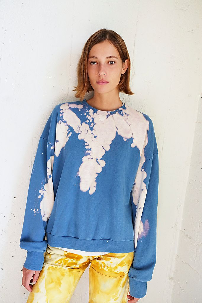 Free People tie-dye sweatshirt