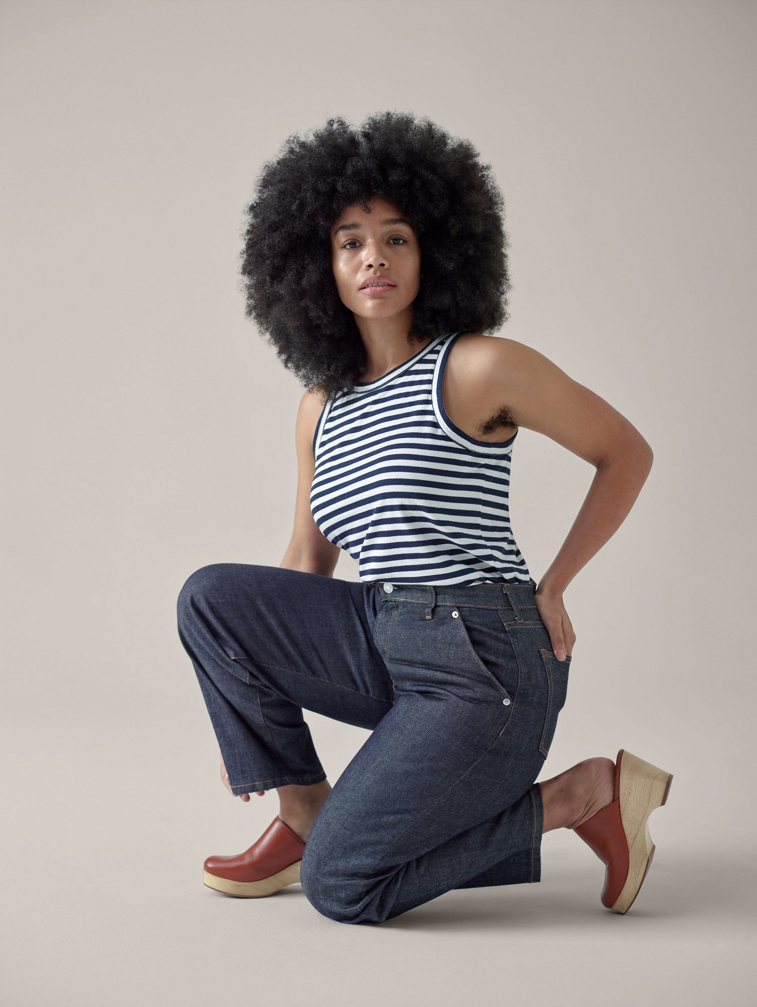 everlane the arc pant jeans